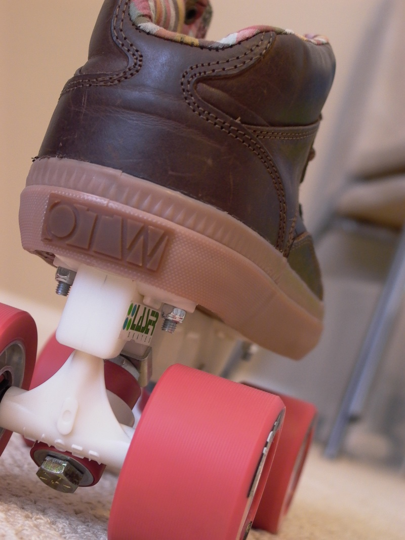 Roller shoes vans - Double Nut Don T Really Now If It Works Or Not